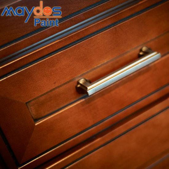 Super Scratching Resistance Wooden Floor Coatings (M8700)