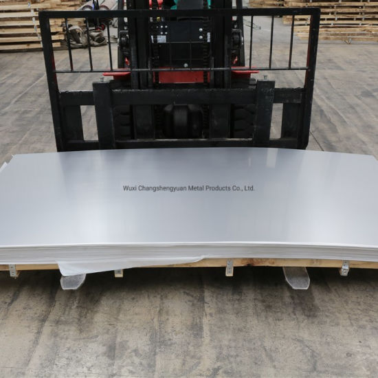 Manufacture High Temperature Resistant 310S Stainless Steel Plate