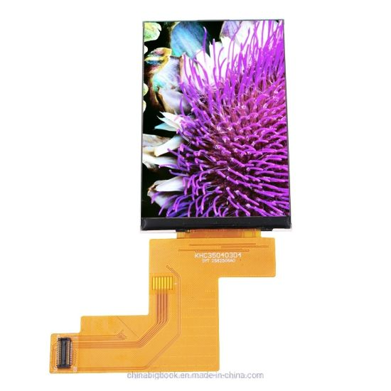 3.5 Inch TFT LCD Display Mobile Phone Touch Screen Module