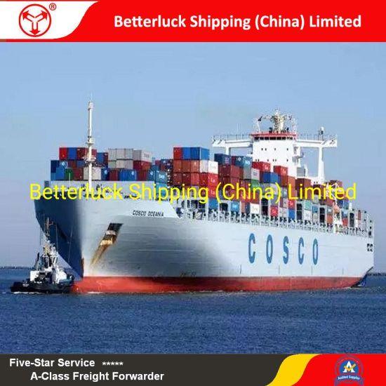 sea freight from China to Chittagong Bangladesh cheap rate shipping