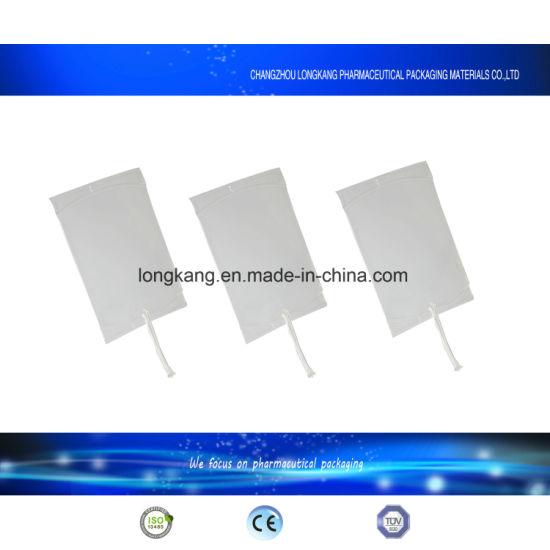 PVC Infusion Bag Single Port 500ml