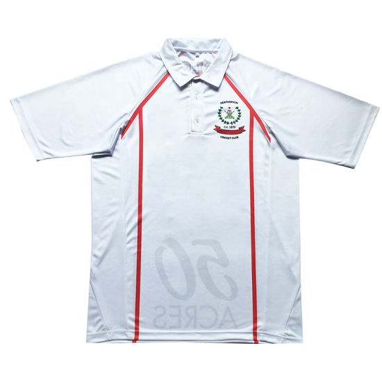 Manufacturer Factory Wholesale Custom Cheap Custom Au Cricket Team Jerseys in Unisex Style