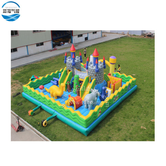 Customized Theme Inflatable Bouncer for Activity Party Toys