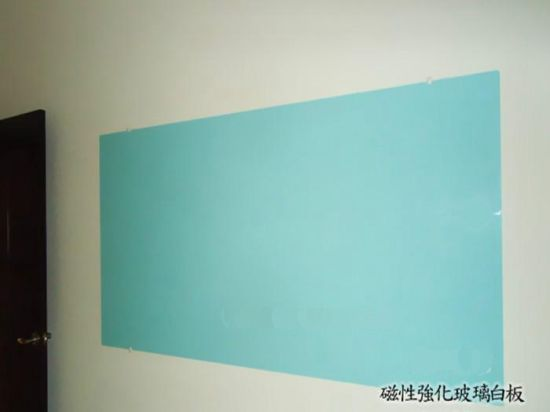 Magmetic Tempered Writing Board Glass pictures & photos