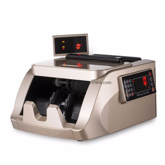 Golden Mix Currency Banknote Sorter Detector Portable Money Counter Counting Machine