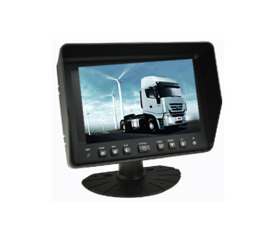 7 Inches 2.4 GHz Digital CCTV Vehicle LCD display Monitor pictures & photos