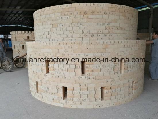 High Alumina Brick Refractory Brick Fire Brick for Steel Industry