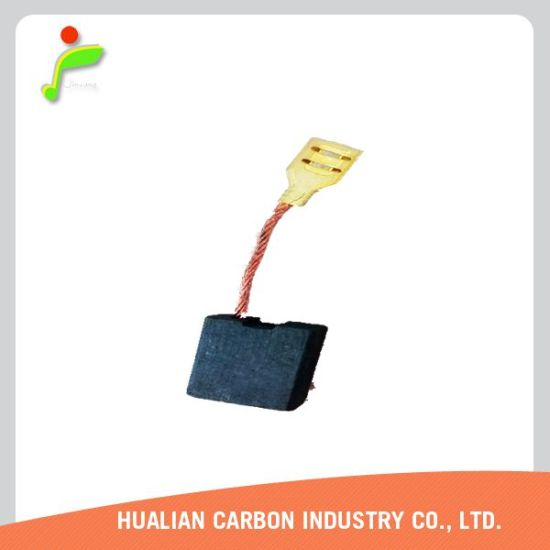 Carbon Brush Eg367j for Power Tool/Electric Carbon Brushes Blender/Carbon Brushes Copper Content pictures & photos