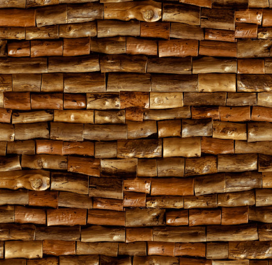 China Wholesale Price Wood Design 3D Wallpaper for Home Decoration pictures & photos