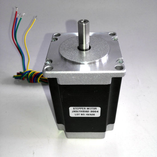 1.8 Degree NEMA 23 Hybrid Stepper Motor 2 Phase for Sewing Machine pictures & photos