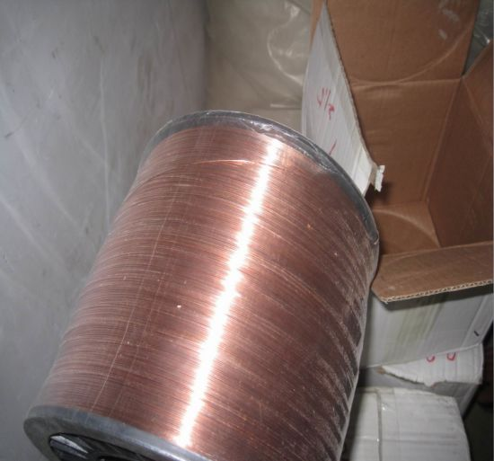 Copper Coated Welding Wire/Copper Coated Wire /Welding Wire pictures & photos