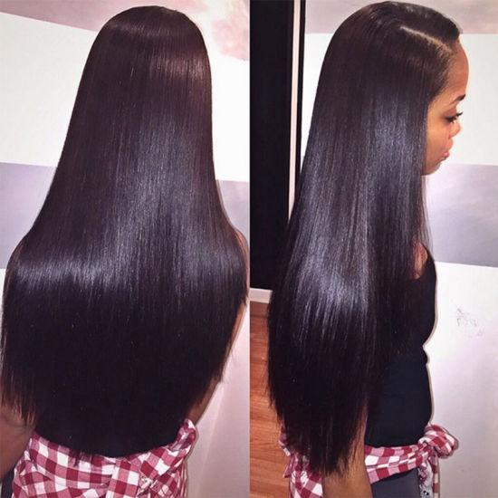 Peruvian Virgin Hair Straight 4 Bundle Deals Straight Virgin Hair Unprocessed Peruvian Straight Virgin Hair Human Hair Bundles