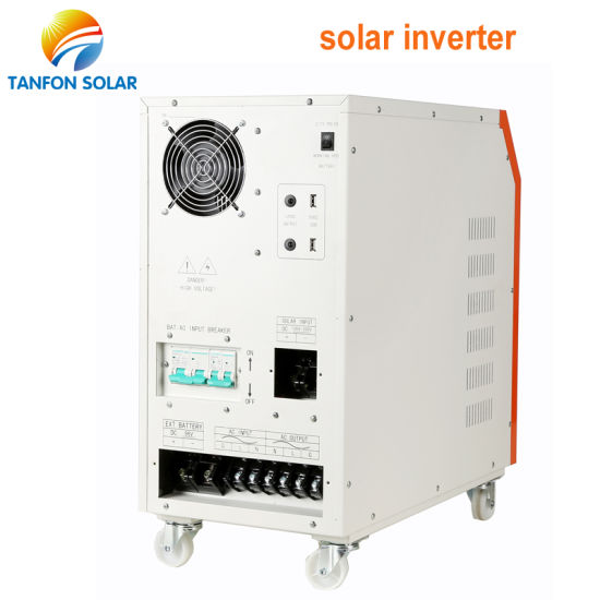 Pure Sine Wave Inverter 8kw Converters 96VDC Input Home Converter pictures & photos