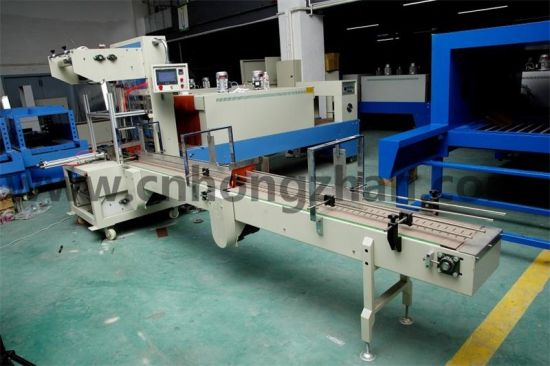 Automatic Floor Packing Machine Sleeve Sealing Shrink Wrapping Machine pictures & photos