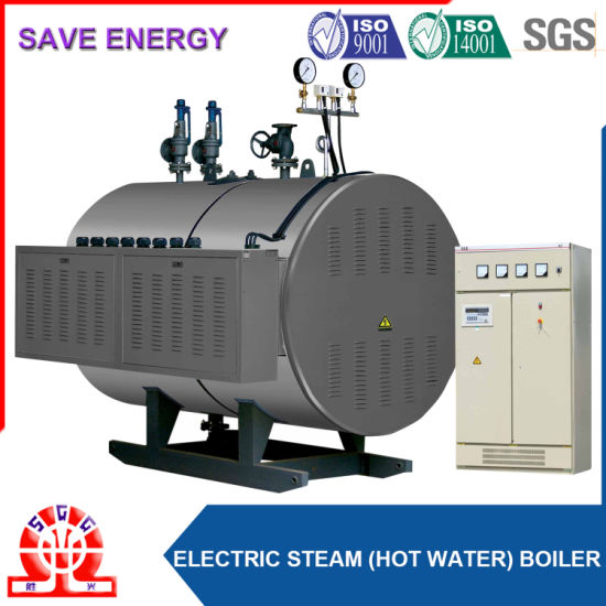 China Horizontal Stainless Steel Electric Steam Boilers - China ...