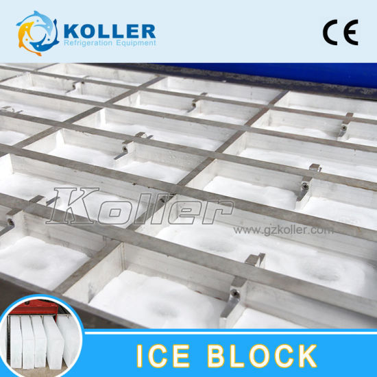 10 Tons Large Capacity Ice Block Machine with Direct Cooling pictures & photos