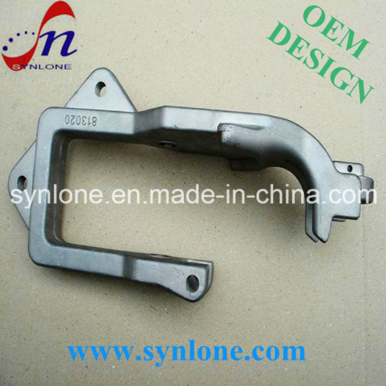 Aluminum Die Casting Curved Steeve pictures & photos