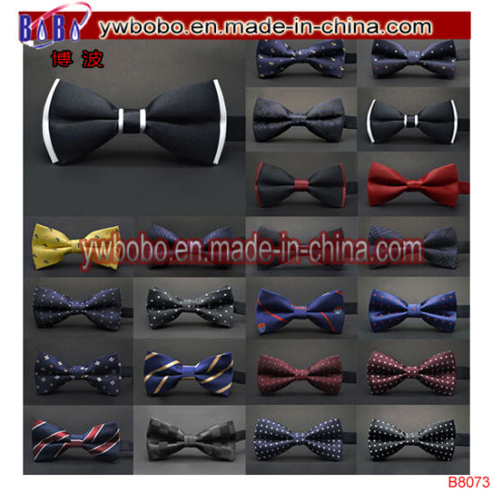 PreTied Mens Dickie Bow Ties BowTie Pre Tied Adjustable Party Prom High Quality