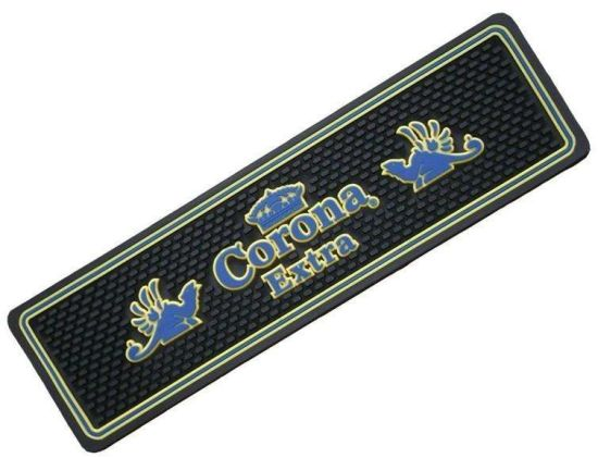 Customized PVC Bar Mat for Promotional Gift pictures & photos