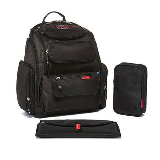 0c48df5d935f72 Waterproof Wet Bag Big Capacity Outdoor Backpack Mummy Nappy Diaper Bag  pictures & photos