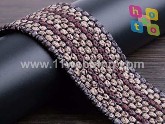Rope Weave Cotton Webbing for Bags Garment and Clothing Accessories pictures & photos