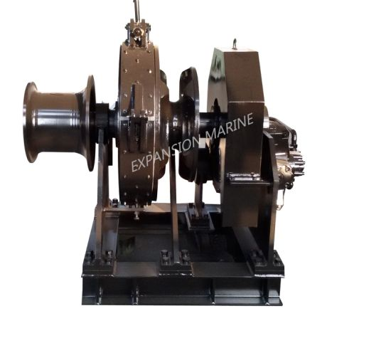 Single Gypsy Anchor Windlass for Marine Boat with BV Certificate
