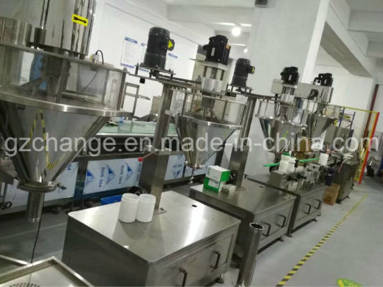 Semiauto Protein Powder Filling Machine pictures & photos