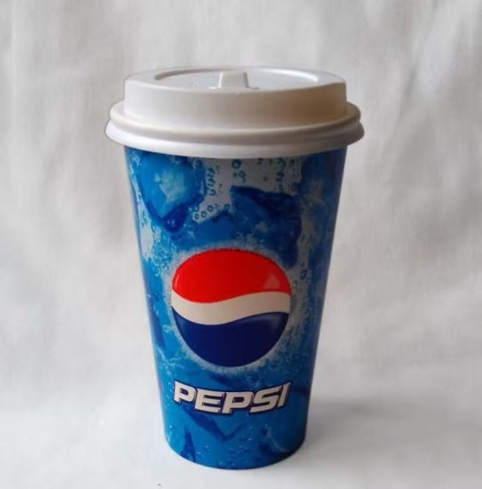 Disposable Paper Cup for Cold or Hot Drinks pictures & photos