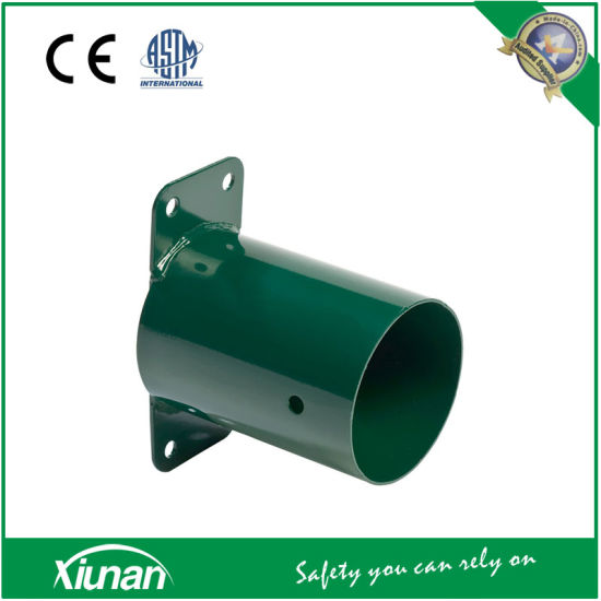 China 100mm Round Beam Wall Connector China Corner Braces Swing
