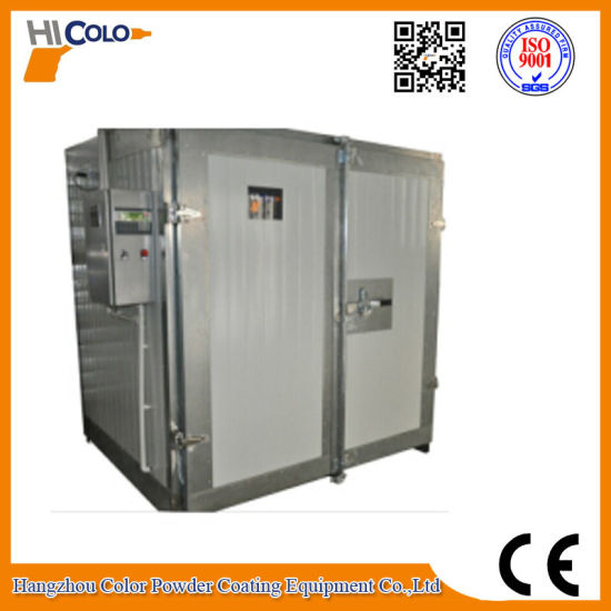 Electric Powder Coating Oven Cl-1515 with Cl-800d-L2 pictures & photos