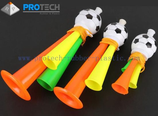 Customized Molded Plastic Horn pictures & photos