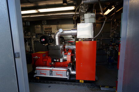 625kVA 500kw LPG LNG Natural Gas Generator with Leroy Alternator pictures & photos