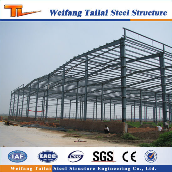 Low Cost Light Structural Fabricated Steel Structure Factory Workshop  Buildings with Crane Drawing Design Warehouse