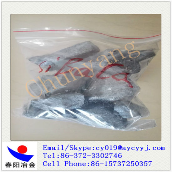 Si-Al-Ba-Ca Ferroalloy with Low Price pictures & photos