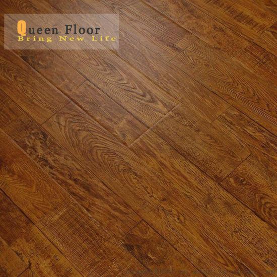 Indoor AC4 Embossed Surface Valinge Click Laminate Flooring