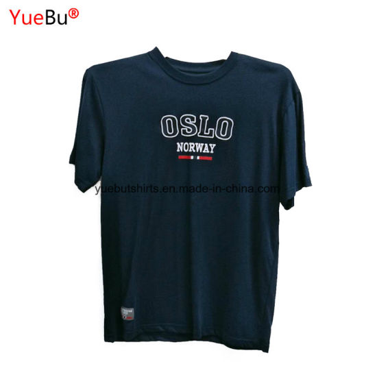 High Quality Custom Short Sleeve 100% Cotton Printing Mens T Shirt