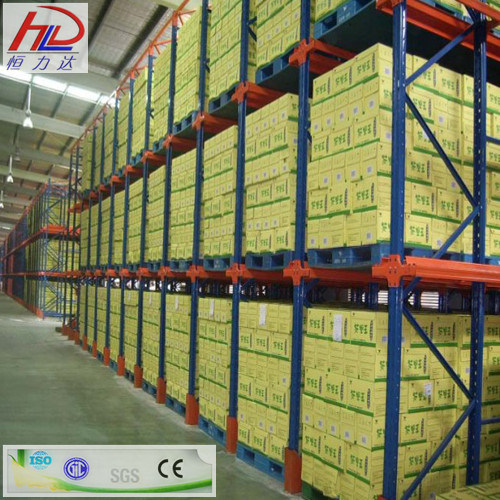 Metal Adjustable Pallet Rack for Warehouse Storage pictures & photos