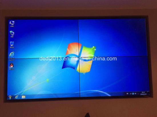 Supper Narrow Bezel Matrix Solution 49'' 55'' LCD Video Wall Displays