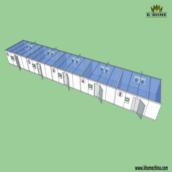 Cold Storage Room for Keeping All Kinds of Meat