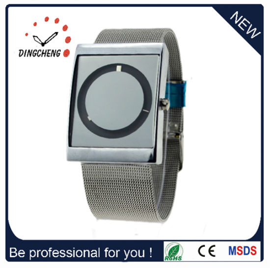 Square Watch, S/S Belt Swiss Movement Sport Watch (DC-769) pictures & photos