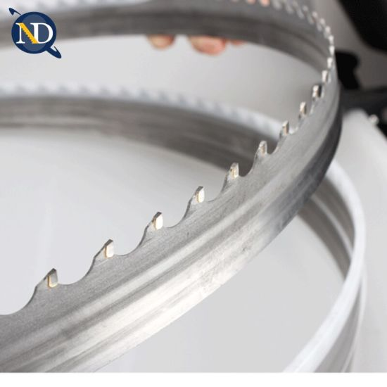 41mm Carbide Tipped Band Saw Blades for Cutting Hard Steel