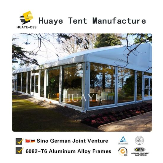 Huaye Wedding Event Tent With Gl Walls Hy 217j