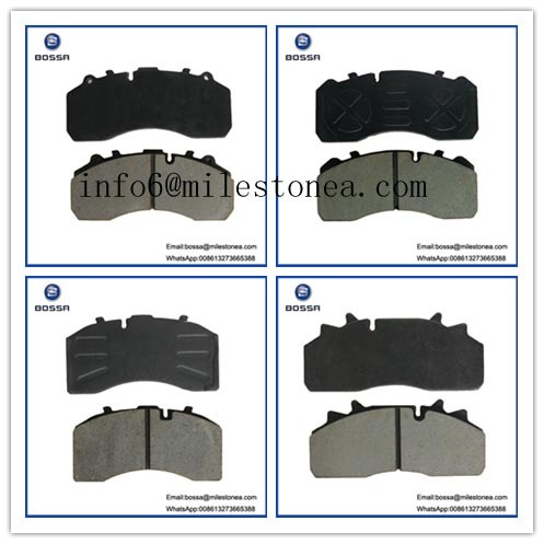 Truck Brake Pad for Volvo & Renault Truck Wva29174 pictures & photos