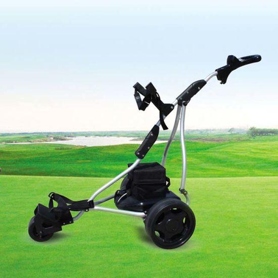 Marshell Facility Three Wheels Electric Golf Trolley (DG12150-B)