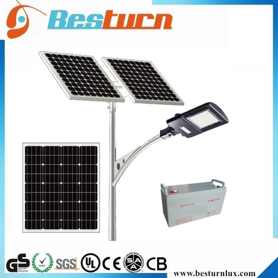 85W LED Solar Panel Street Light pictures & photos