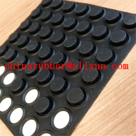 Premium Furniture Pads/Thick Non Slip Rubber (No Glue Or Nails) Pad Foot  Cover Self Furniture Gripper   Stops Slide    Adhesive