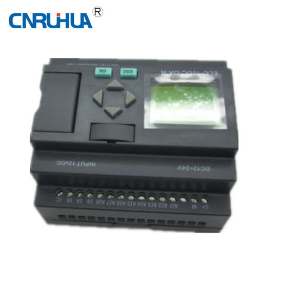New Design Easy Use PLC Rhelc-18DC-D-R