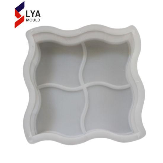 New Type Decorative Precast Concrete Mold for Concrete Tile