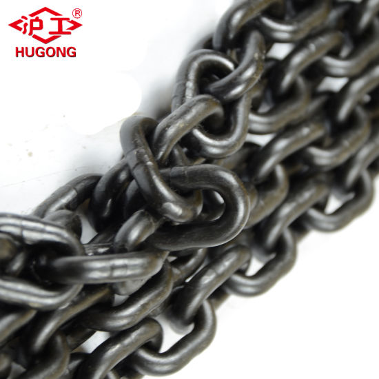 Hot Sale Alloy Steel 6mm G80 Silver Link Chain pictures & photos