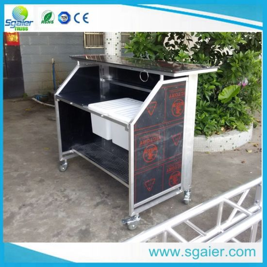China Truss Bar, Bar Counter Design, Mobile Bar Counter with Cover ...